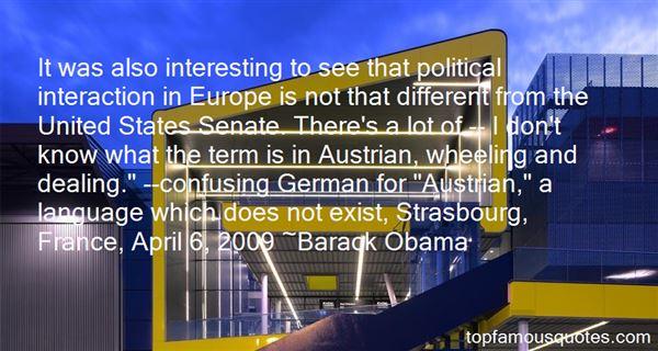 Quotes About Austrian