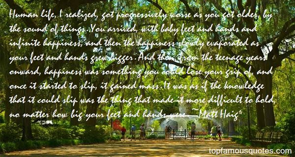 Quotes About Baby Feet