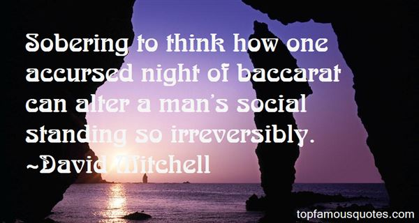 Quotes About Baccarat