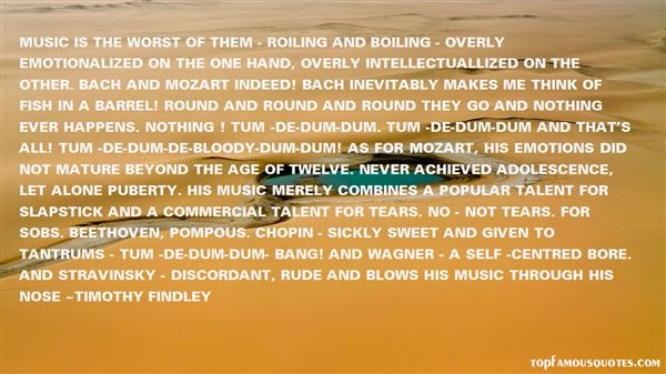 Quotes About Beethoven