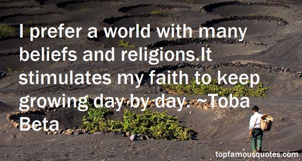 Quotes About Beliefs And Religion