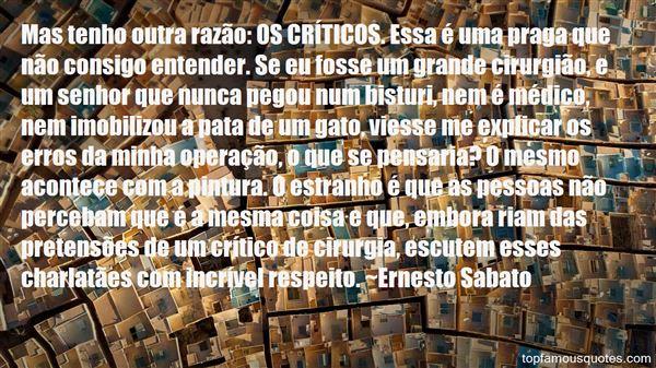 Quotes About Bisturi