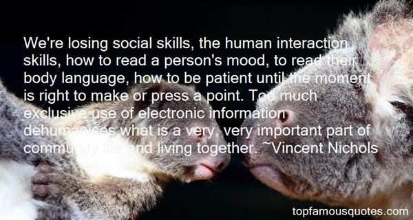 Quotes About Body Language