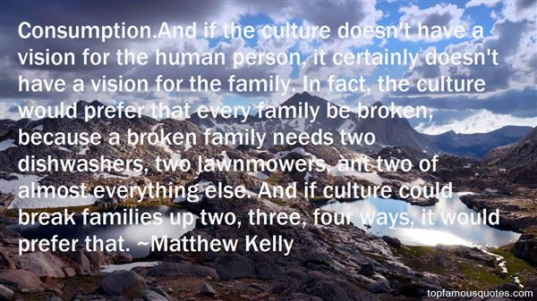 Quotes About Broken Families