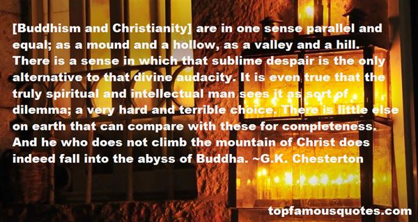 Quotes About Buddhism And Christianity
