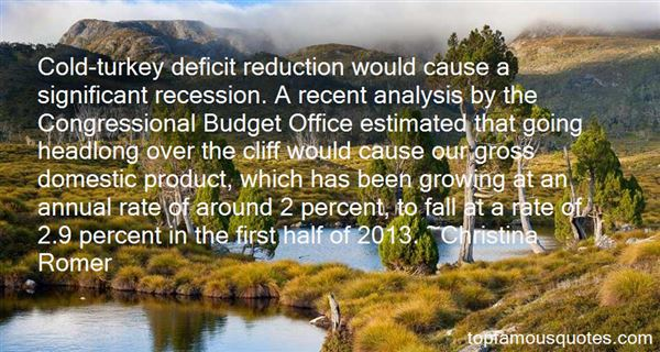 Quotes About Budget 2013