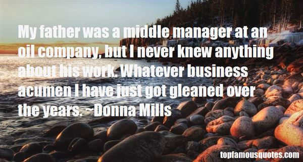 Quotes About Business Acumen