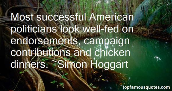 Quotes About Campaign Contributions