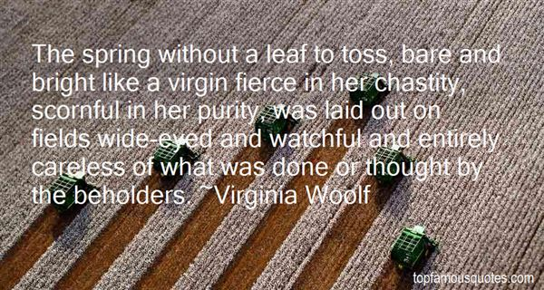 Quotes About Chastity Purity
