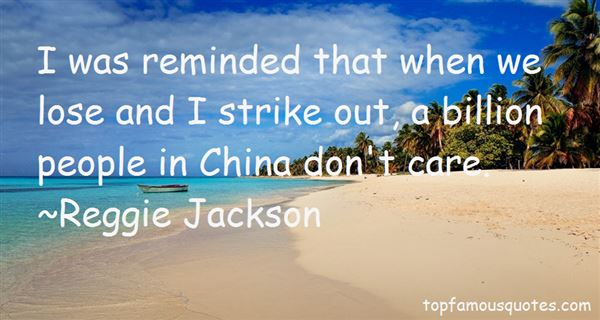 Quotes About China