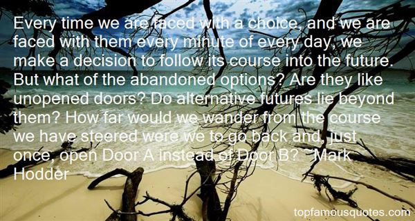 Quotes About Choice And Decision