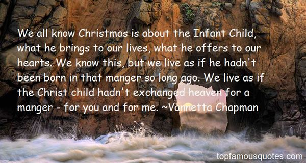 Quotes About Christmas The Manger