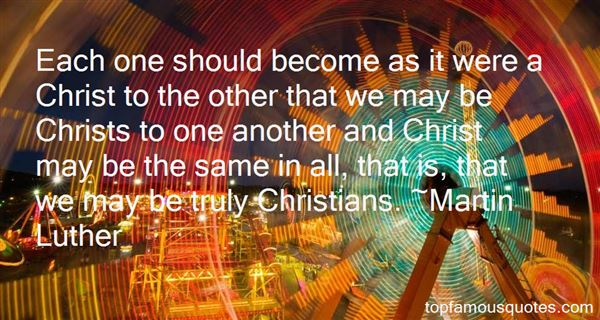Quotes About Christs