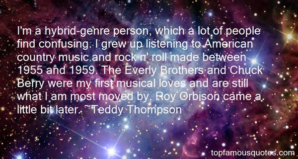 Quotes About Chuck Berry