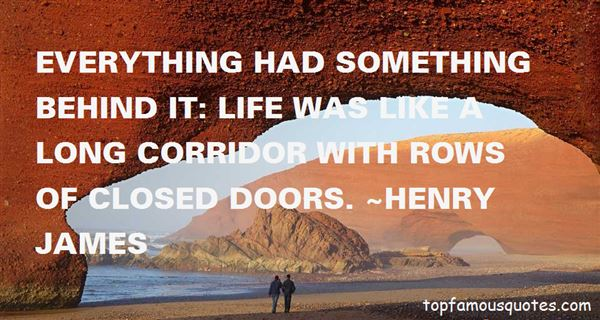 Quotes About Closed Doors