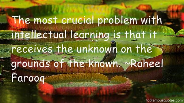 Quotes About Crucial
