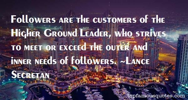 Quotes About Customers