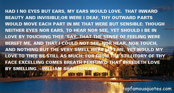 Quotes About Deaf Love