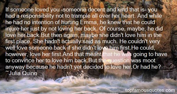 Quotes About Decent Love