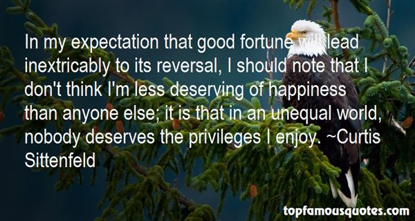 Quotes About Deserving