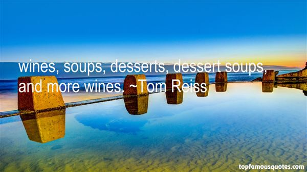 Quotes About Desserts