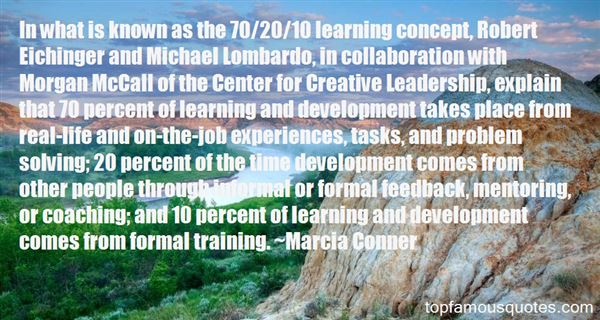Quotes About Development And Learning