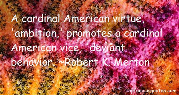 Quotes About Deviant Behavior