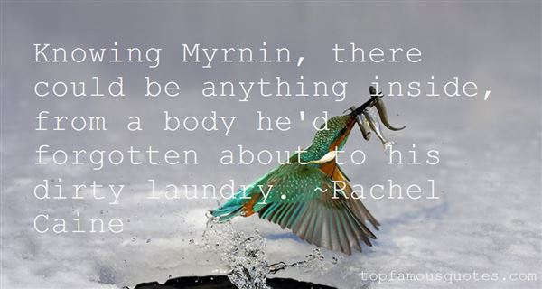 Quotes About Dirty Laundry