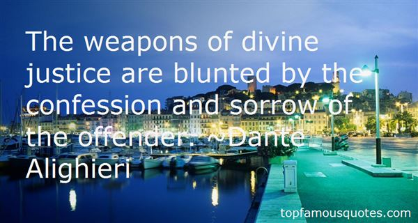 Quotes About Divine Justice