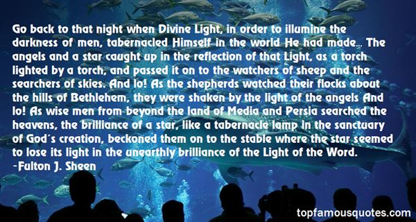 Quotes About Divine Order