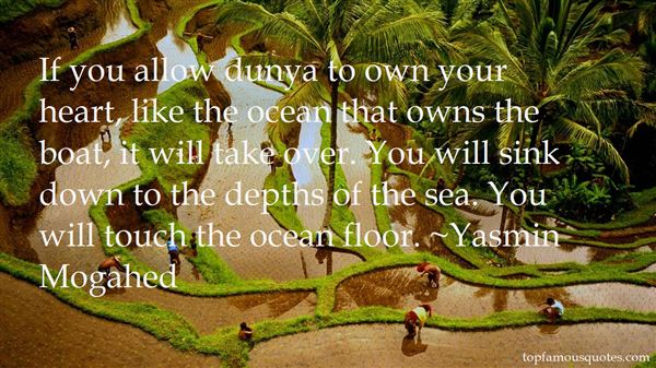 Quotes About Dunya
