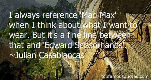 Quotes About Edward Scissorhands
