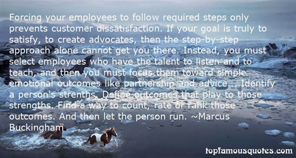 Quotes About Employee Satisfaction