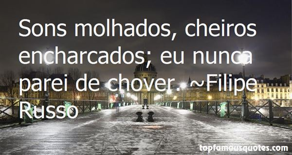 Quotes About Encharcado