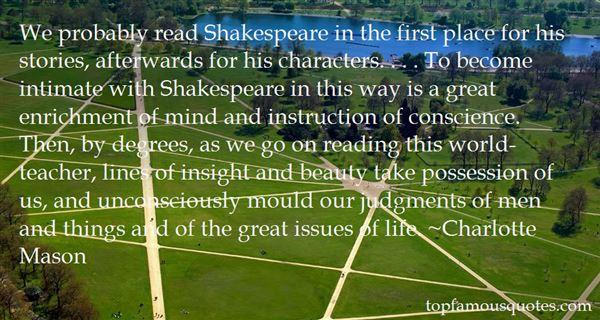Quotes About Enrichment