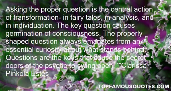 Quotes About Essential Questions
