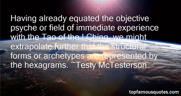 Quotes About Extrapolate