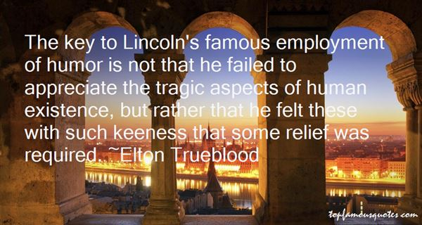 Quotes About Famous Employment