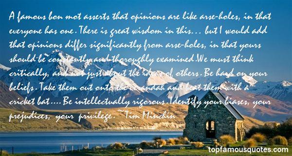 Quotes About Famous Prejudices