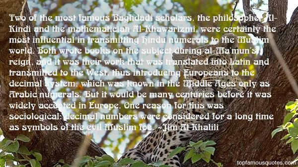 Quotes About Famous Scholars