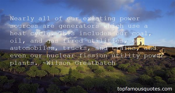 Quotes About Fission