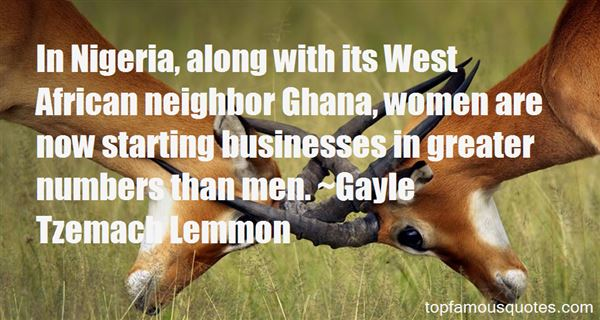 Quotes About Ghana