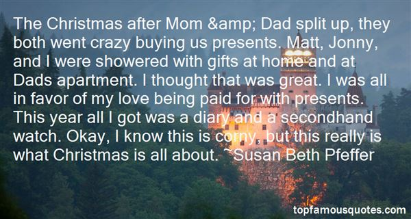 Quotes About Gifts And Love
