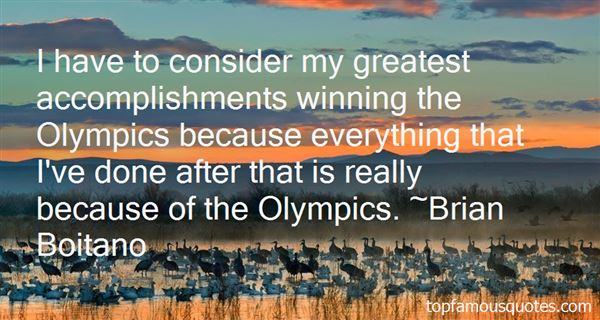 Quotes About Greatest Accomplishments