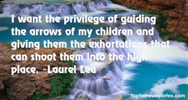 Quotes About Guiding A Child