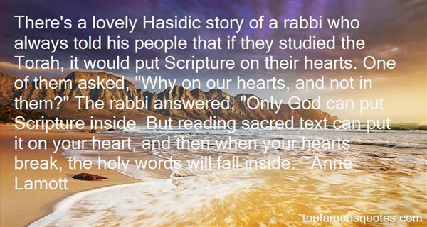 Quotes About Hasidic