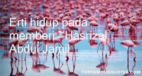 Quotes About Hidup