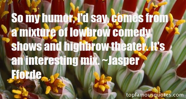Quotes About Highbrow