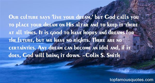 Quotes About Hopes For The Future