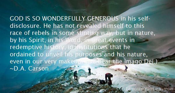Quotes About Imago Dei